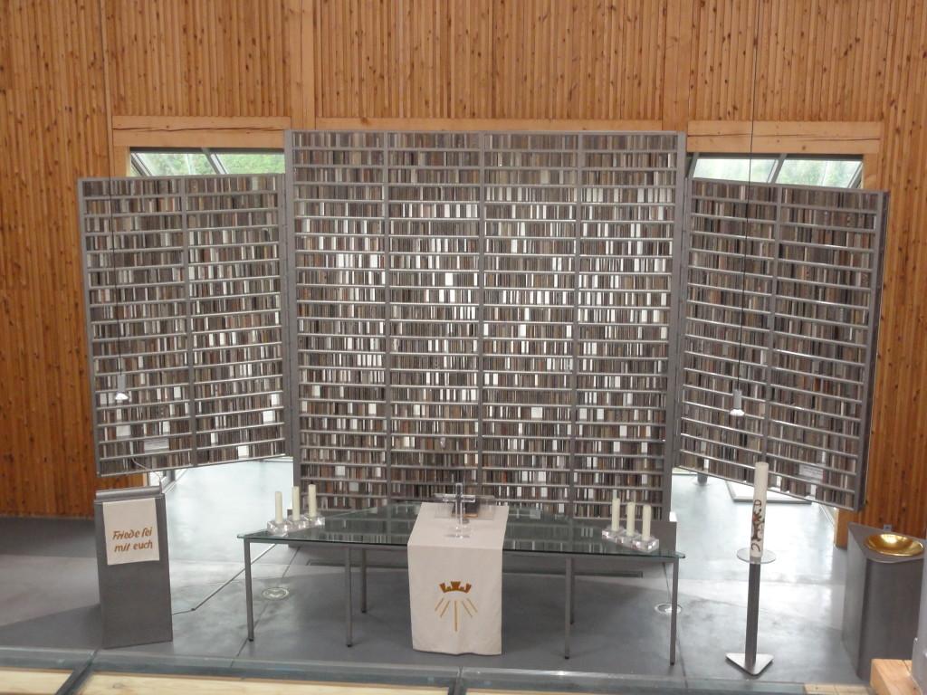 Erden-Altar