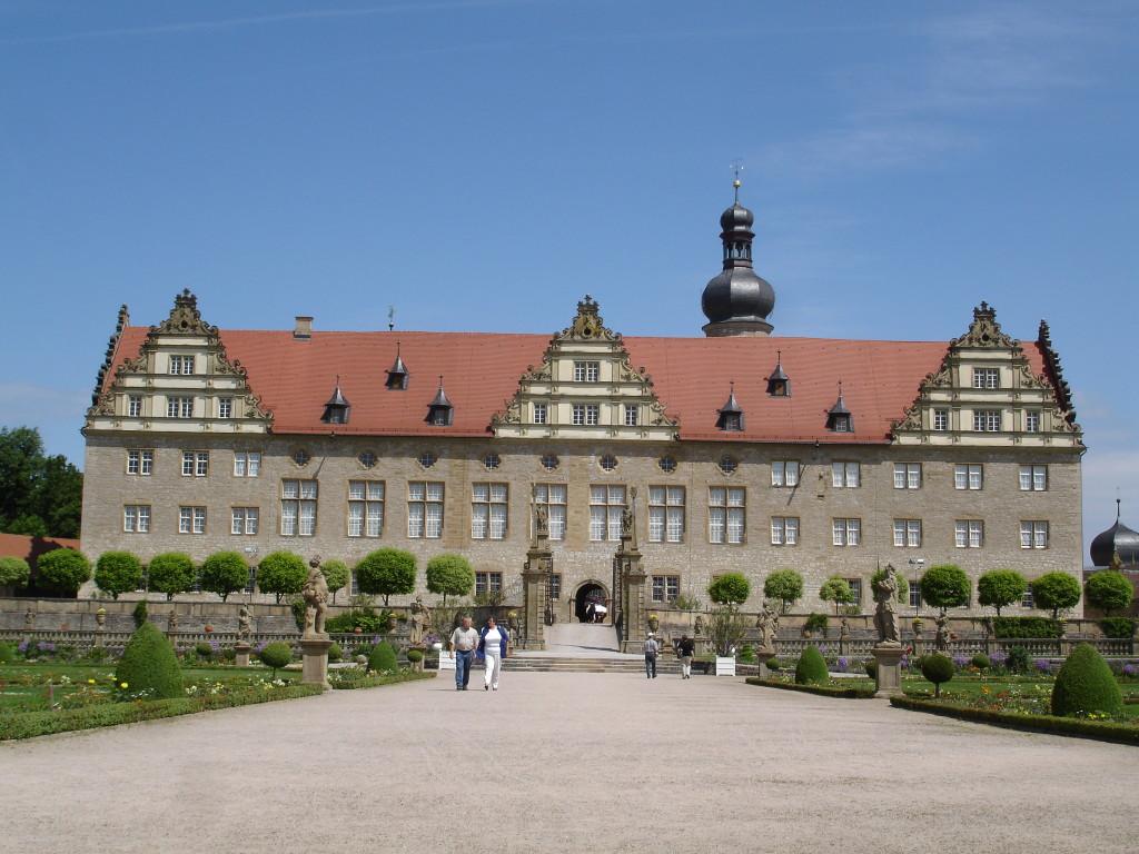Weikersheimer Schloss