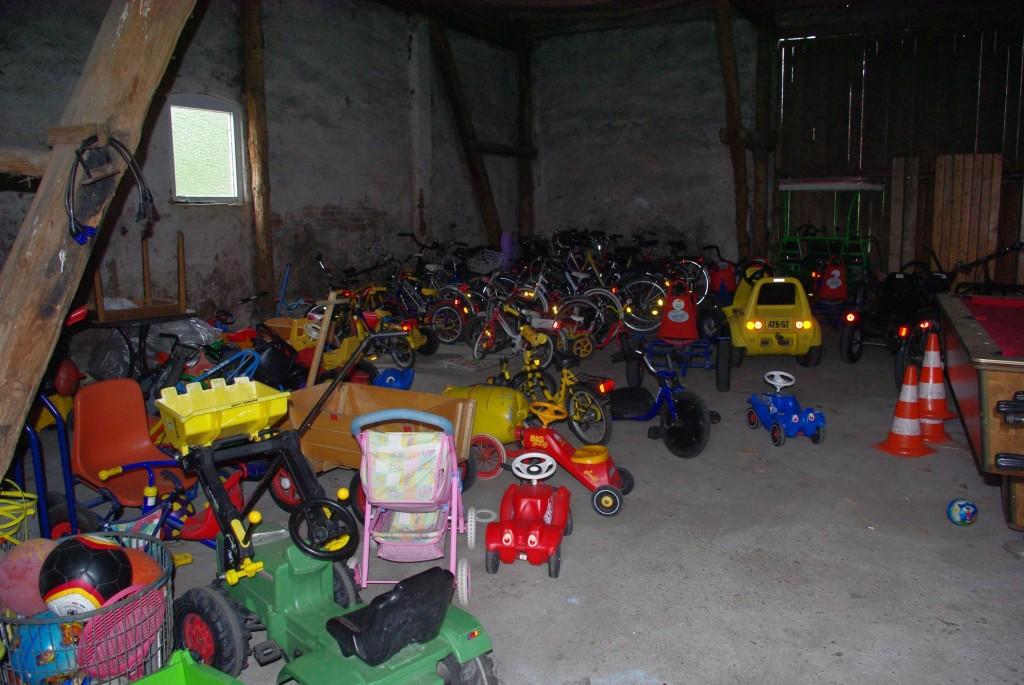 Fahrzeugpark