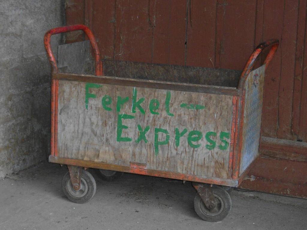 Ferkelexpress