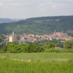 Blick auf Weikersheim