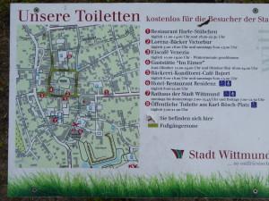 Wittmund Toiletten